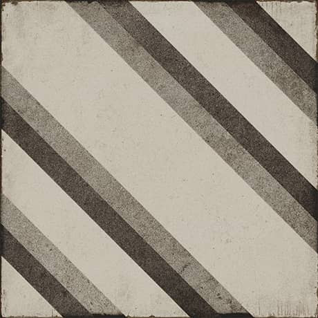 Daltile Quartetto - 8 in. x 8 in. Glazed Porcelain Tile - Cool Piazza