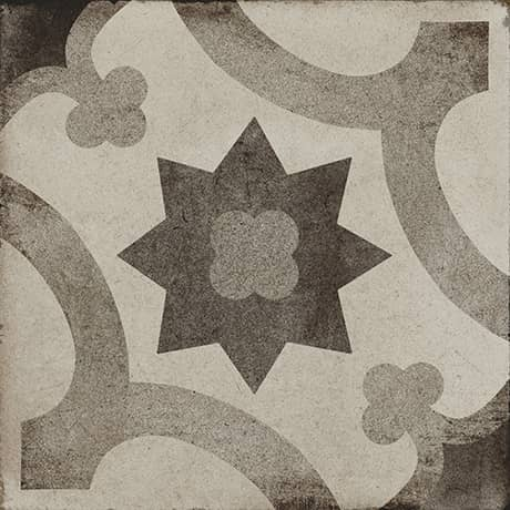 Daltile Quartetto - 8 in. x 8 in. Glazed Porcelain Tile - Cool Solé