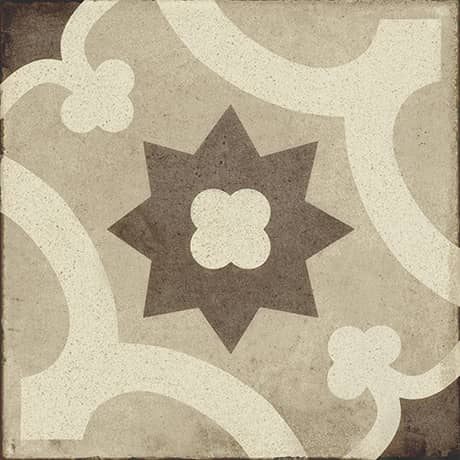 Daltile Quartetto 8 In X 8 In Glazed Porcelain Tile