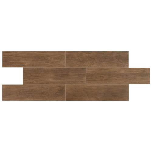 Daltile Willow Bend - Dark Brown