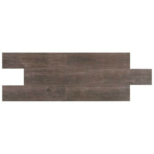 Daltile Willow Bend - Smoky Brown