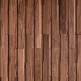 DuChateau - Kubik Wall Coverings - American Walnut