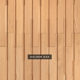 DuChateau - Kubik Wall Coverings - Golden Oak