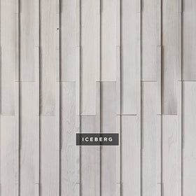 DuChateau - Kubik Wall Coverings - Iceberg