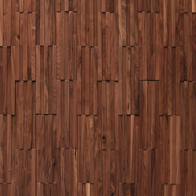 DuChateau - Parallels Wall Coverings - American Walnut