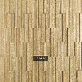 DuChateau - Parallels Wall Coverings - Gold