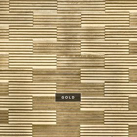 DuChateau - Vertex Wall Coverings - Gold
