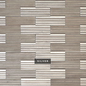 DuChateau - Vertex Wall Coverings - Silver