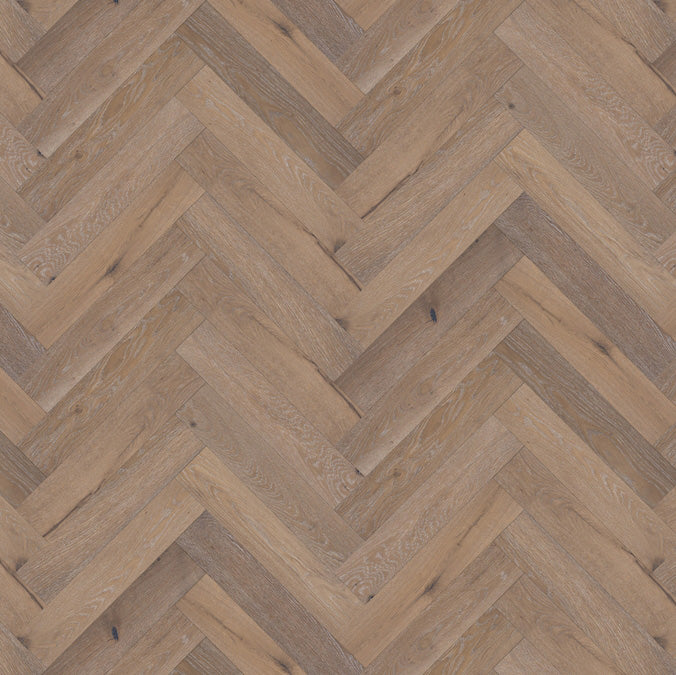 DuChateau - Herringbone Engineered Hardwood - Faber