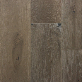 Earthwerks - Escalera Wirebrushed Engineered Hardwood - Belgian