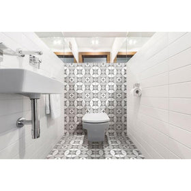 Copy of Emser Tile - Design 9 in. x 9 in. Glazed Porcelain Tile - Portrait