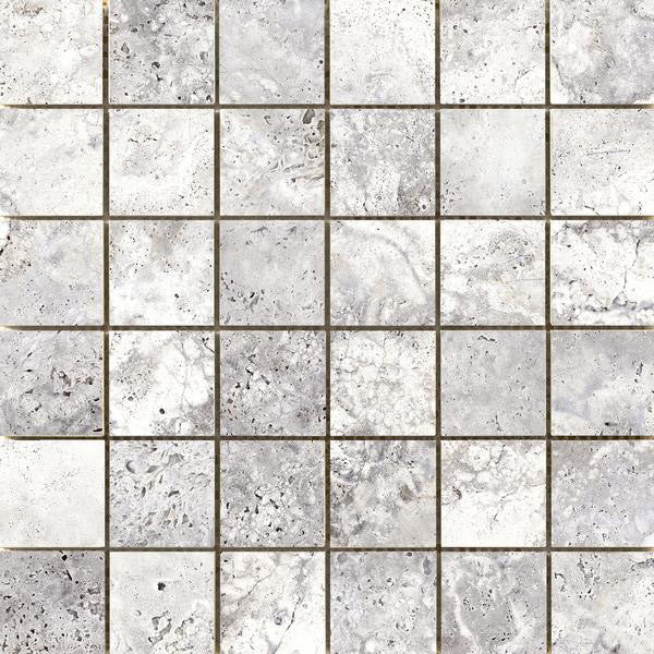 Emser Tile Cabo 2 in. x 2 in. Mesh Mosaic Tile - Cabo Shore