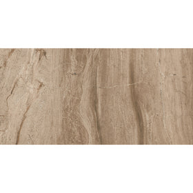 Interceramic - Amalfi Stone - Noce Domenico 12 in. x 24 in. Ceramic Tile