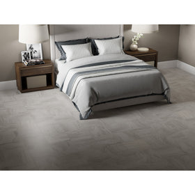 Interceramic - Amalfi Stone - Bianco Scala 16 in. x 16 in. Ceramic Tile
