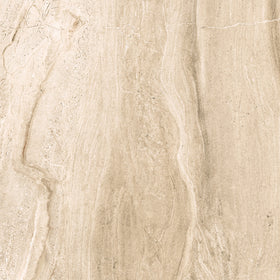 Interceramic - Amalfi Stone - Crema Vasari 16 in. x 16 in. Ceramic Tile