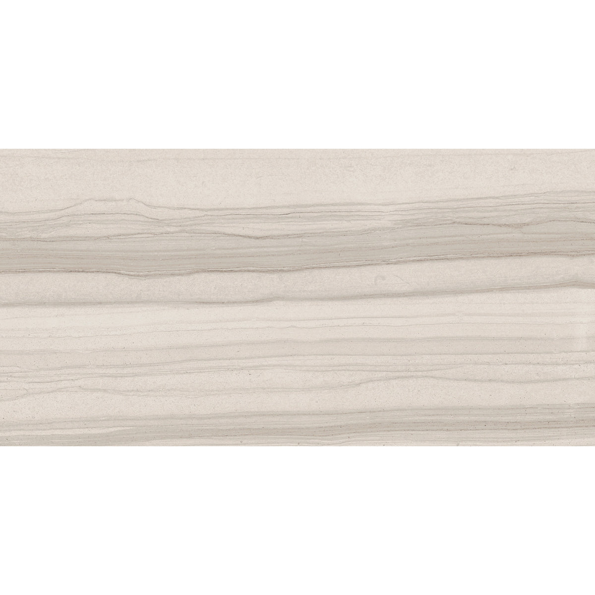 Interceramic - Burano Bianco Valetta 12 in. x 24 in. Ceramic Tile