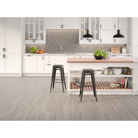 Interceramic - Burano Grigio Belfiore 12 in. x 24 in. Ceramic Tile