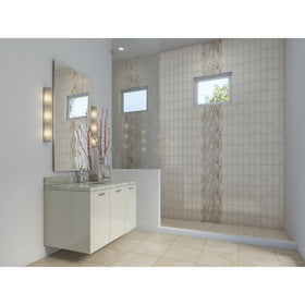 Interceramic - Crescent Villa Cora 16 in. x 16 in. Ceramic Tile