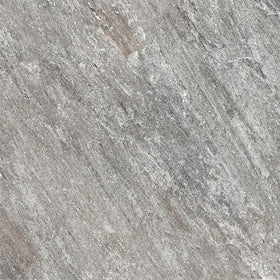 Interceramic - Quartzite Silver 16 in. x 16 in. Ceramic Tile