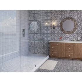 Interceramic - Union Square Tile - York Bathroom