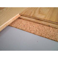 Jelinek QuietCORK Underlayment - 8 mm Sheets