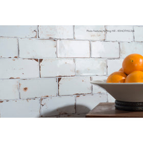 Lungarno Ceramics - Retrospectives 3 in. x 6 in. Ceramic Tile - Notting Hill
