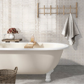 MSI - Kenzzi 5.2 in. x 5.2 in. Tile Collection - Dekora - Ceramic