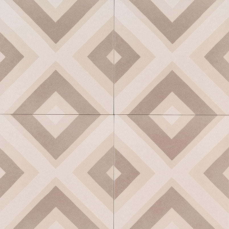 MSI - Kenzzi 8 in. x 8 in. Porcelain Tile Collection - Metrica
