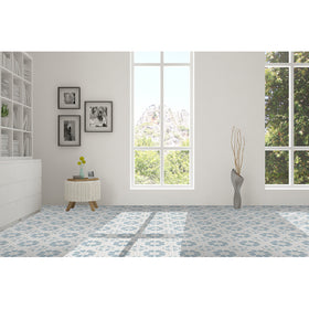 MSI - Kenzzi 8 in. x 8 in. Porcelain Tile Collection - Tamensa