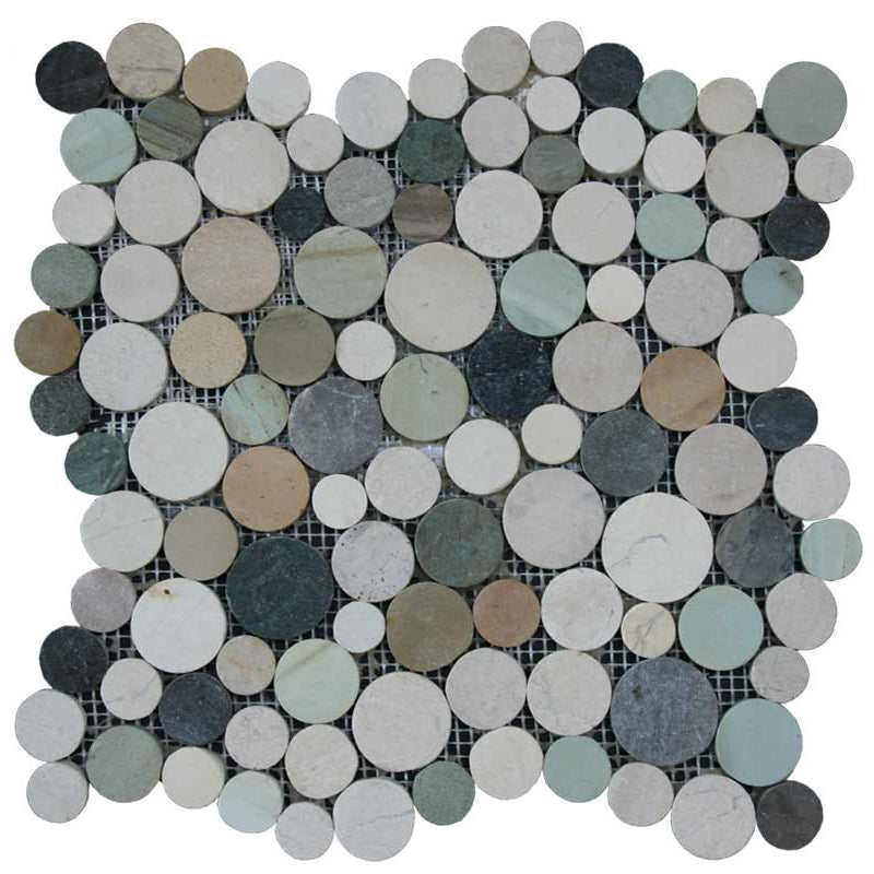 Maniscalco - Botany Bay Pebbles - Coin Botany Bay Blend