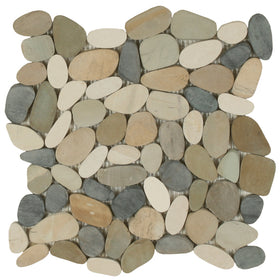 Maniscalco - Botany Bay Pebbles - Sliced Botany Bay Blend