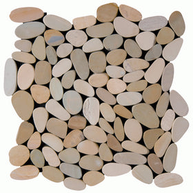 Maniscalco - Botany Bay Pebbles - Sliced Olive
