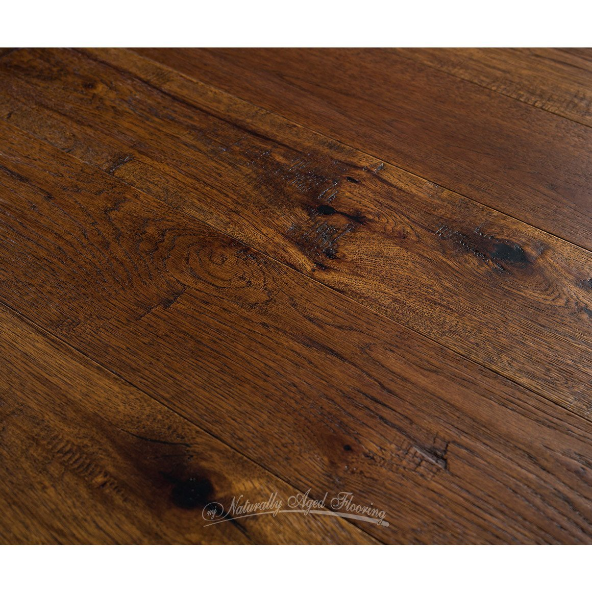 Naturally Aged Flooring Medallion Collection Lost Canyon Zoom