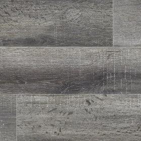 Naturally Aged Flooring - Regal Collection - 7 in. Luxury Vinyl Plank - Stone Grey