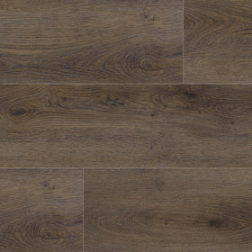 Naturally Aged Flooring - Regal Collection - 9 in. Luxury Vinyl Plank - Greystone