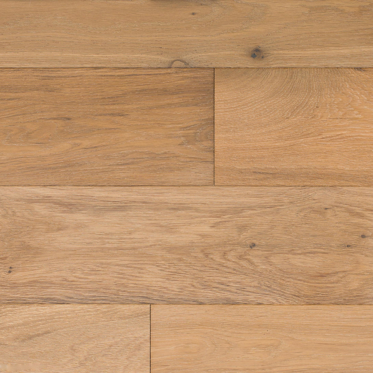 Naturally Aged Flooring - Royal Collection- Hand Scraped Maple Engineered Hardwood - Cliffside