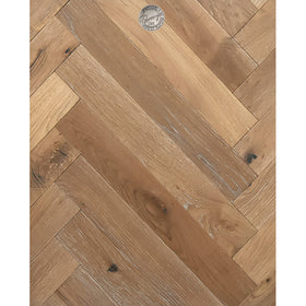 Provenza Floors - Herringbone Reserve Collection - Siena Sand