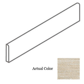 Tesoro - Craft 3 in. x 24 in. Porcelain Bullnose Tile - Yarn
