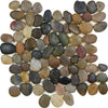 See Tesoro Decorative Collection - Ocean Stone Mosaics - Tiger Eye Pebble