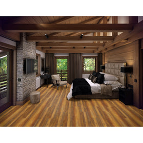 Tesoro - Luxwood Luxury Engineered Planks - Heart Pine