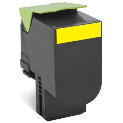 Lexmark 802HY Yello XL Return Prog To 3K
