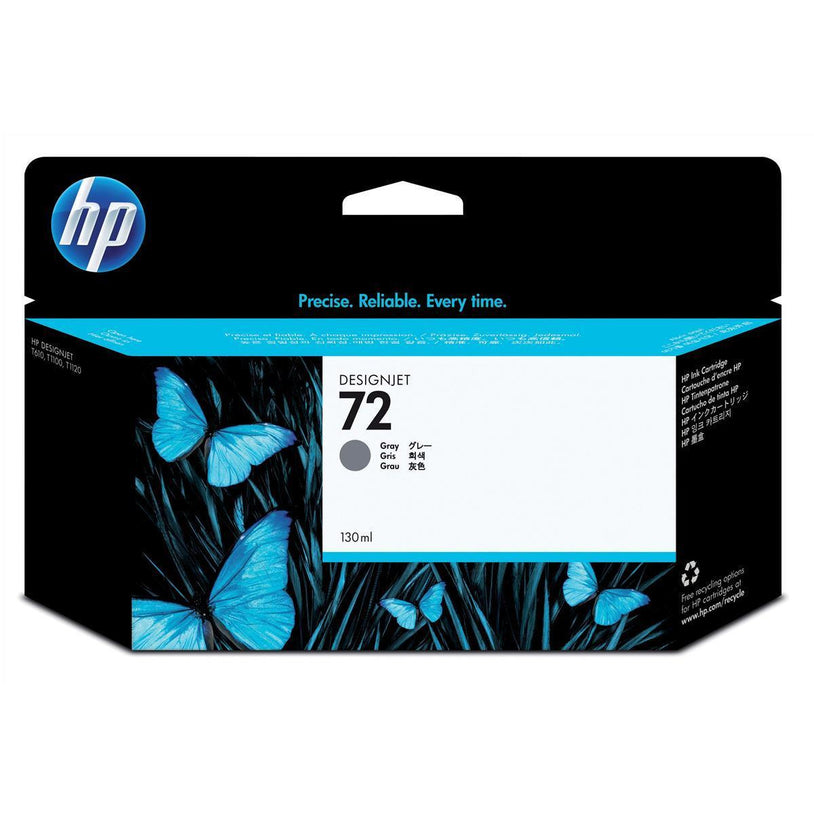 HP C9374A No72 grátt blekhylki 130ml