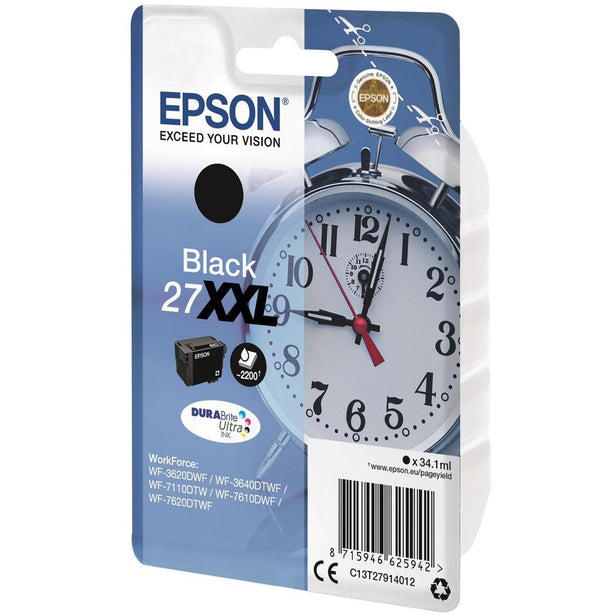 Epson WF-3620DWF/3640/7110 Bk Ink 34.1ml