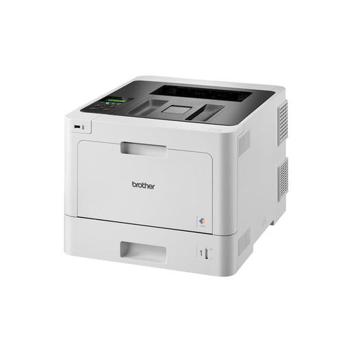 Brother HL-L8260CDW (A4) Wireless Colour Laser Printer 256MB 2 Line LCD 31ppm (Mono) 31ppm (Colour) 3,000 (MDC)