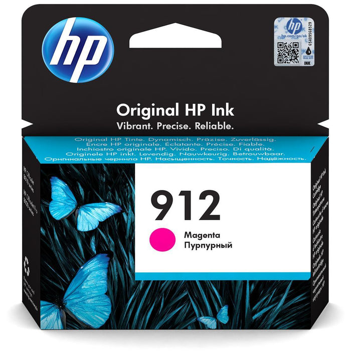 HP 3YL78AE 912 MAGENTA INK CART 315 PAGE
