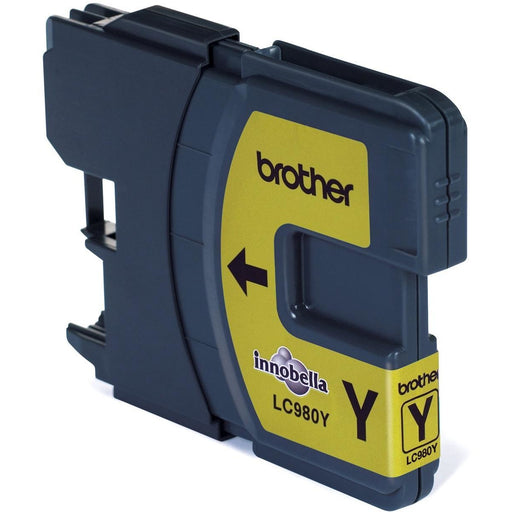 Brother LC980Y gult Ink 6ml