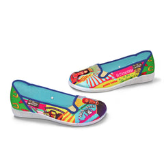 Chocolaticas® Fast Luck Women's Slip-On