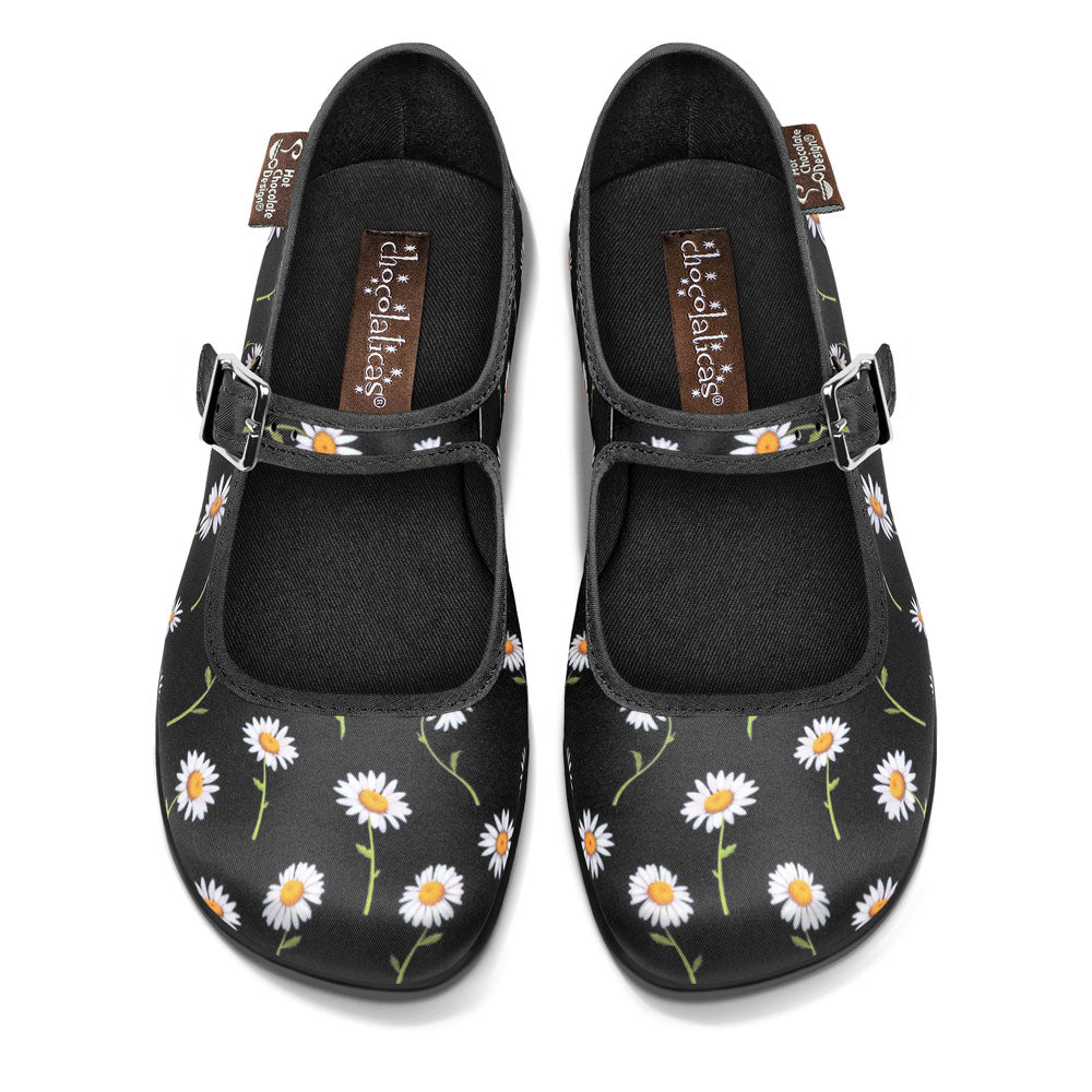 Chocolaticas® Daisy Women's Mary Jane Flat