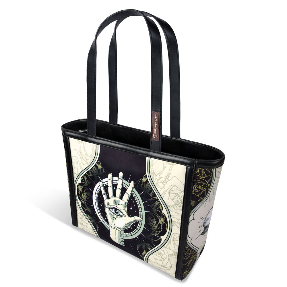 Chocolaticas® Esoteric Women's Tote Bag