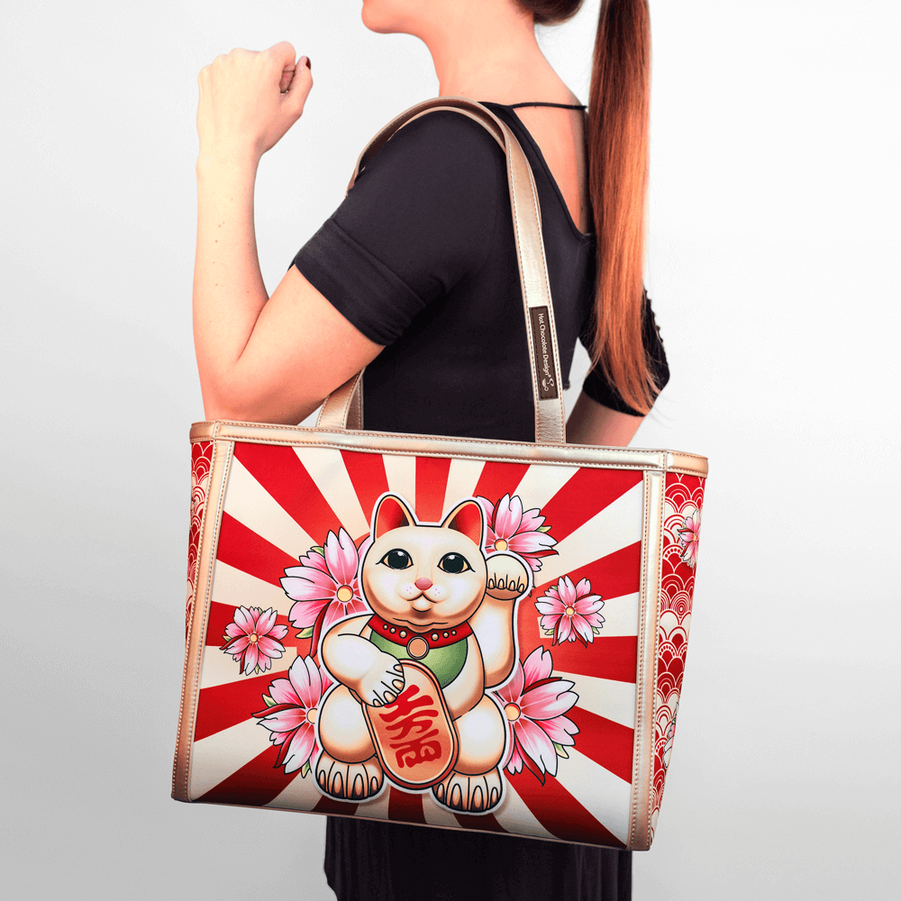 Chocolaticas® Neko Women's Tote Bag